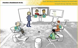 EINLADUNG ZUM KOSTENFREIEN WEBINAR Hybrid ist alternativlos! Warum Organisationen eine hybride Arbeits- und Lernkultur erschaffen müssen